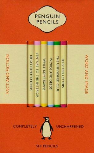 9781848416048: Penguin Pencils Pp001 Penguin Classics
