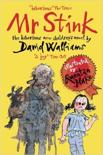 9781848417557: Mr Stink Signed Edition