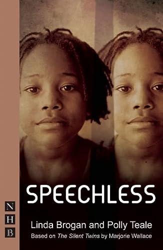 Speechless (NHB Modern Plays) (Shared Experience): Linda Brogan, Marjorie