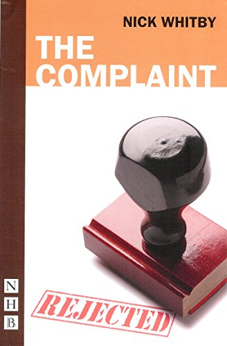 The Complaint: Nick Whitby