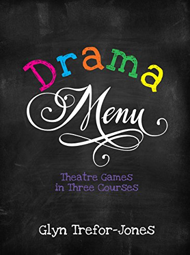 9781848422858: Drama Menu: Theatre Games in Three Courses