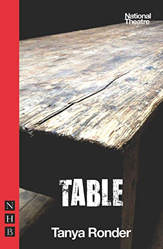 9781848423282: Table (NHB Modern Plays)