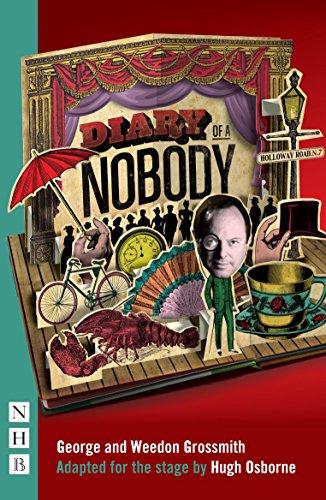 9781848424043: Diary of a Nobody (NHB Modern Plays)