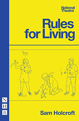 9781848424692: Rules for Living (NHB Modern Plays)