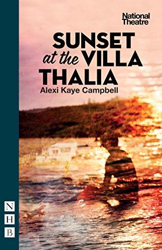 Sunset at the Villa Thalia (NHB Modern Plays) (Paperback)