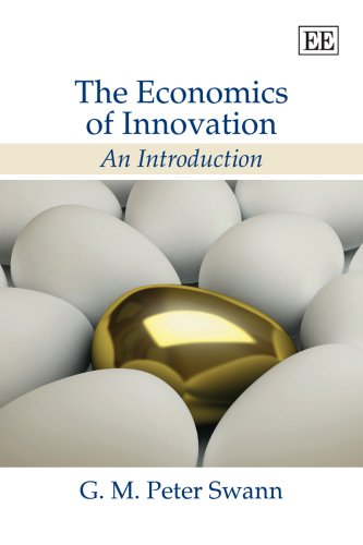 9781848440067: The Economics of Innovation: An Introduction