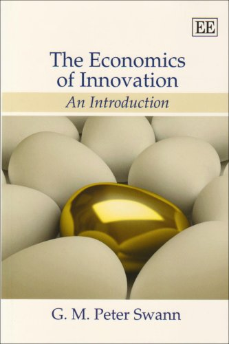 9781848440272: The Economics of Innovation: An Introduction