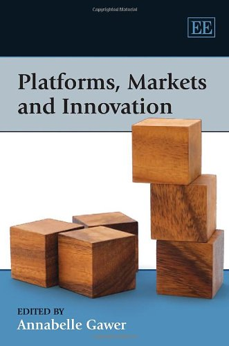 9781848440708: Platforms, Markets and Innovation