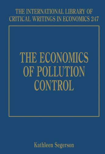 9781848440739: The Economics of Pollution Control (International Library of Critical Writings in Economics)