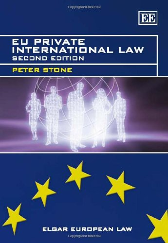 9781848440838: EU Private International Law (Elgar European Law Series)