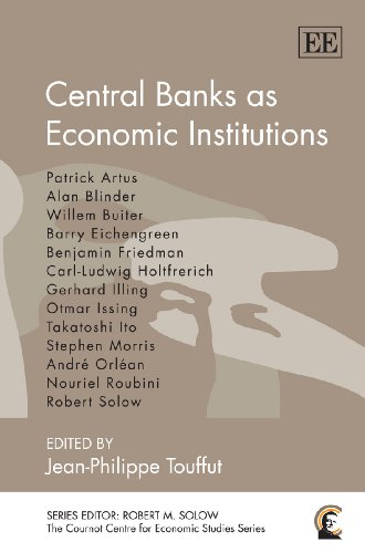 9781848441095: Central Banks As Economic Institutions