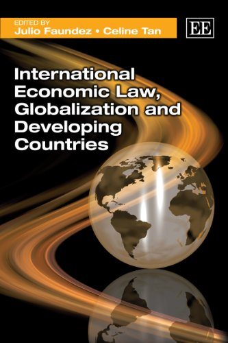 9781848441132: International Economic Law, Globalization and Developing Countries