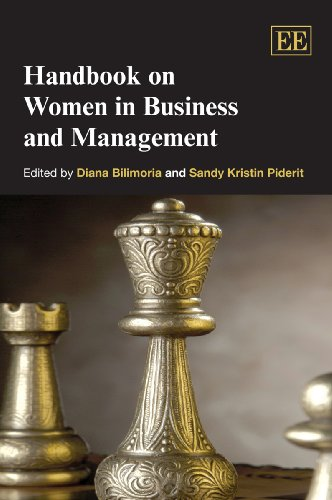 9781848441767: Handbook on Women in Business and Management (Elgar Original Reference)
