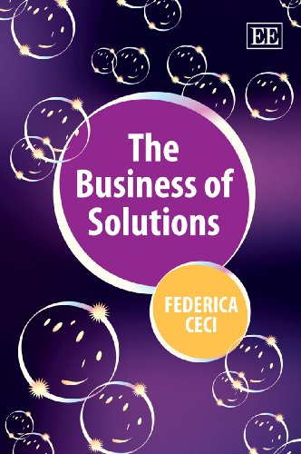 The Business of Solutions: Ceci, Federica (EDT)