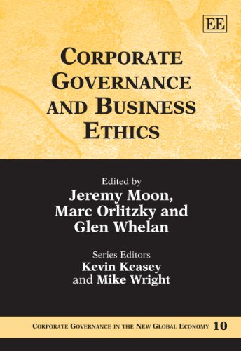 Corporate Governance and Business Ethics (Hardback)