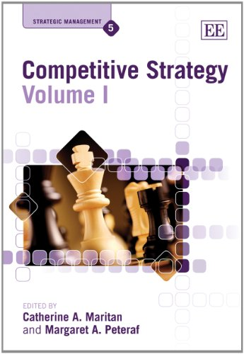 Competitive Strategy (Strategic Management Series): Catherine Maritan