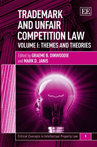 9781848442375: Trademark and Unfair Competition Law