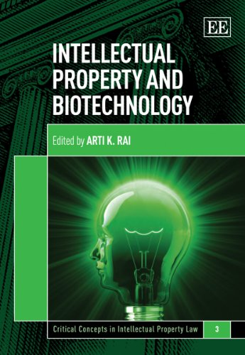 Intellectual Property and Biotechnology: Rai, Arti (EDT)