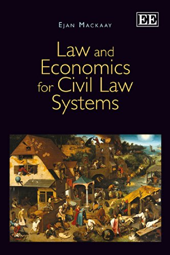 9781848443099: Law and Economics for Civil Law Systems