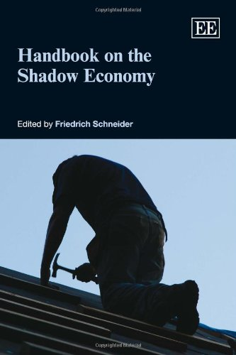 9781848443358: Handbook on the Shadow Economy