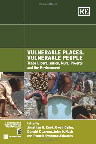 9781848443433: Vulnerable Places, Vulnerable People: Trade Liberalization, Rural Poverty and the Environment