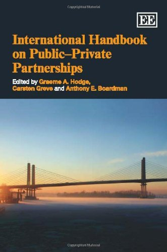 International Handbook on Public-Private Partnerships (Hardback)