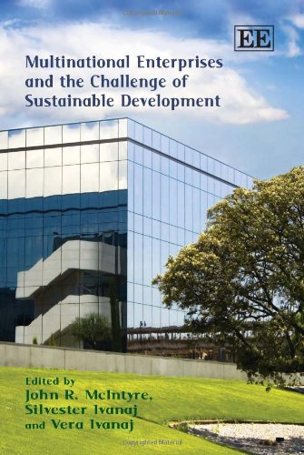 9781848444133: Multinational Enterprises and the Challenge of Sustainable Development