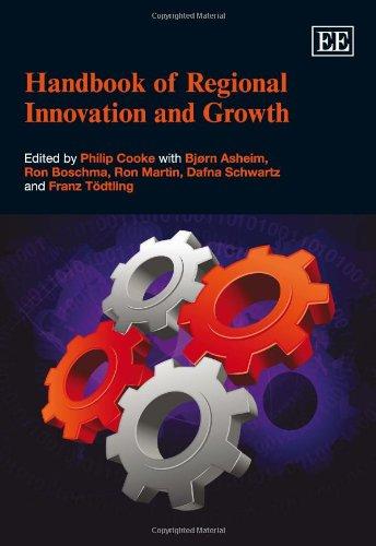 9781848444171: Handbook of Regional Innovation and Growth