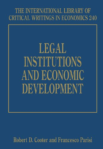 Legal Institutions and Economic Development (Hardback)