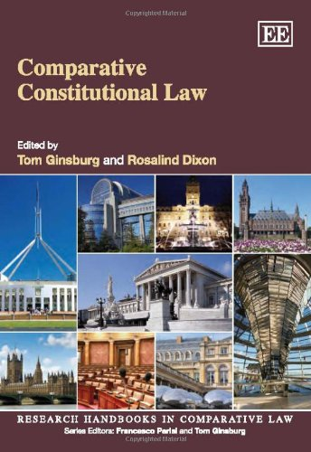 9781848445390: Comparative Constitutional Law (Research Handbooks in Comparative Law series)