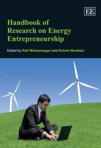9781848445512: The Handbook of Research on Energy Entrepreneurship (Elgar Original Reference) (Research Handbooks in Business and Management Series)