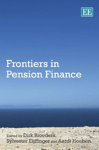 9781848445871: Frontiers in Pension Finance