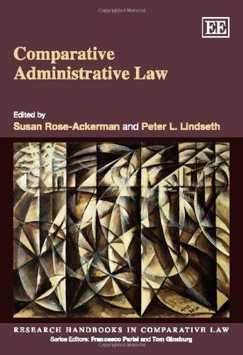 Comparative Administrative Law (Hardback)