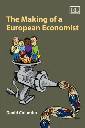 9781848446410: The Making of a European Economist