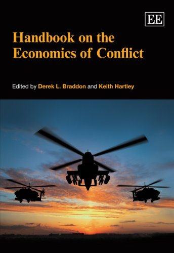 9781848446496: Handbook on the Economics of Conflict (Elgar Original Reference)