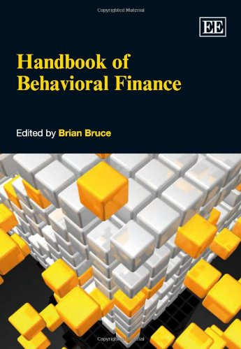 9781848446519: Handbook of Behavioral Finance