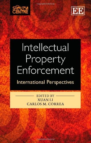 9781848446526: Intellectual Property Enforcement: International Perspectives
