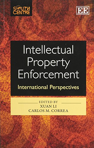 9781848446632: Intellectual Property Enforcement: International Perspectives