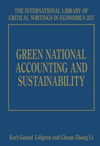 Green National Accounting and Sustainability (Hardback)