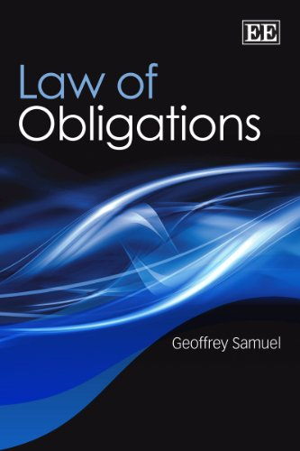 9781848447646: Law of Obligations