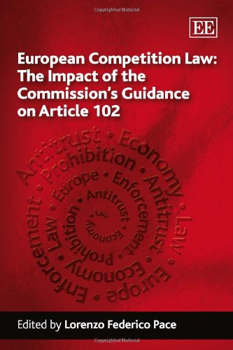 European Competition Law: The Impact of the: Lorenzo Federico Pace