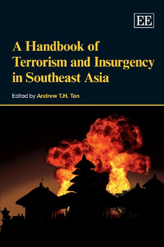 9781848447752: A Handbook of Terrorism and Insurgency in Southeast Asia (Elgar Original Reference)