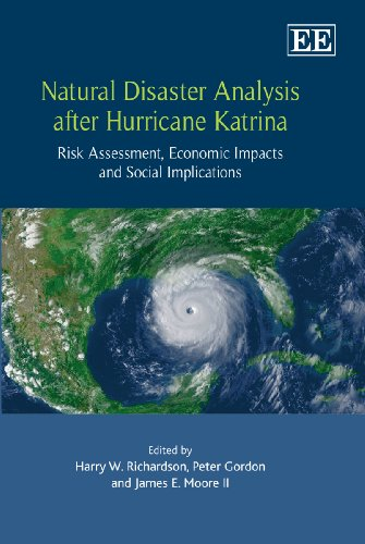 9781848447769: Natural Disaster Analysis after Hurricane Katrina: Risk Assessment, Economic Impacts and Social Implications