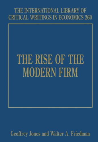 The Rise of the Modern Firm (Hardback)