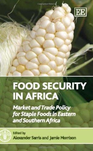 Food Security in Africa: Sarris, Alexander (EDT)/ Morrison, Jamie (EDT)