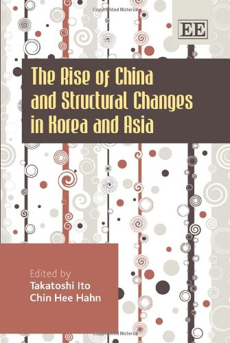 9781848448551: The Rise of China and Structural Changes in Korea and Asia