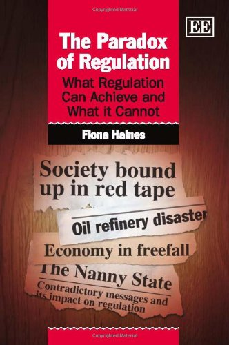 9781848448636: Paradox of Regulation: What Regulation Can Achieve and What It Cannot