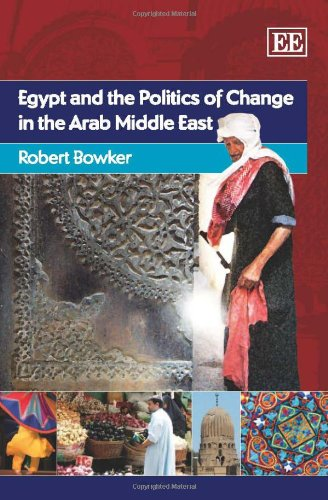 9781848448650: Egypt and the Politics of Change in the Arab Middle East