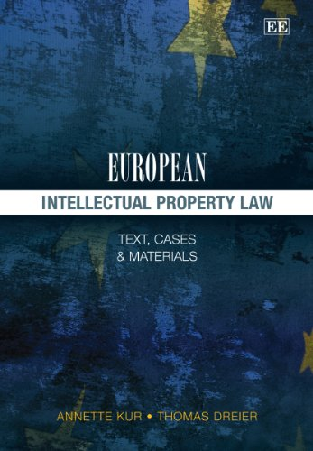9781848448797: European Intellectual Property Law: Text, Cases and Materials