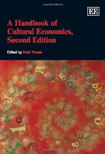 9781848448872: A Handbook of Cultural Economics